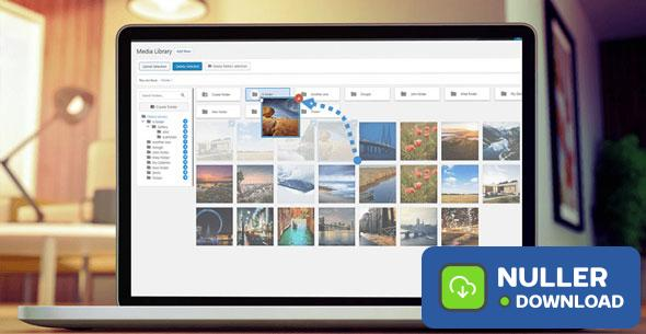 WP Media Folder v4.9.8 + Add-Ons