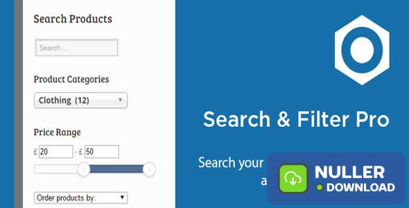 Search & Filter Pro v2.5.1 - The Ultimate WordPress Filter Plugin