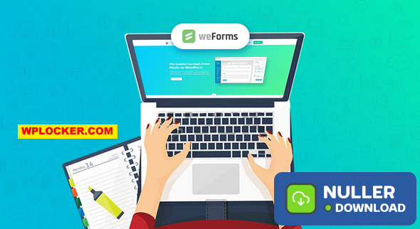 weForms Pro v1.3.11 - Experience a Faster Way of Creating Forms