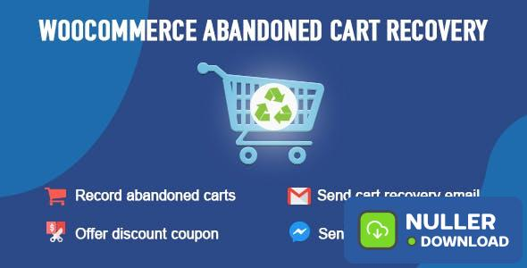 WooCommerce Abandoned Cart Recovery v1.0.5.2
