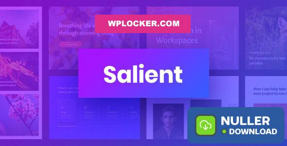 Salient v12.1.0 - Responsive Multi-Purpose Theme