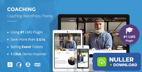 Colead v3.3.1 - Coaching & Online Courses WordPress Theme