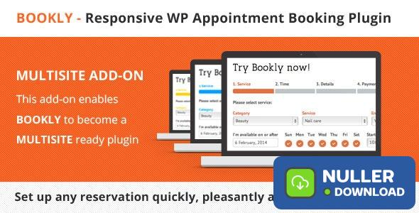 Bookly Multisite (Add-on) v2.3