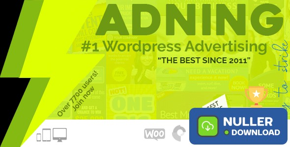 Adning Advertising v1.5.6 - All In One Ad Manager