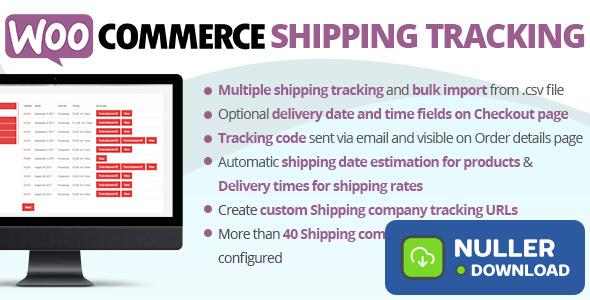 WooCommerce Shipping Tracking v23.7