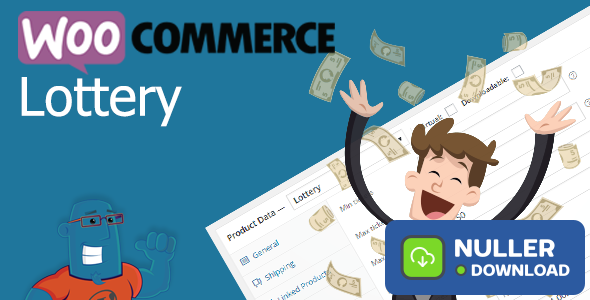 WooCommerce Lottery v1.1.12 - Prizes and Lotteries