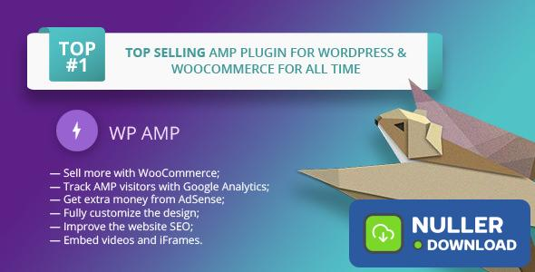 WP AMP v9.3.3 - Accelerated Mobile Pages