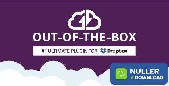 Out-of-the-Box v1.14.3 - Dropbox plugin for WordPress