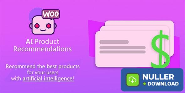AI Product Recommendations for WooCommerce v1.1.9